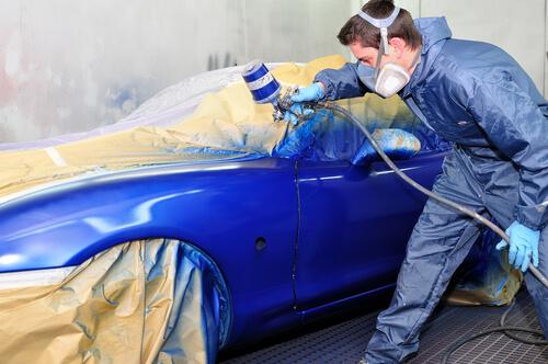 Pompano Beach Auto Paint Refinishing
